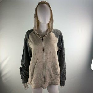 Lucky Brand Vintage Full Zipped Hoodie Sweater